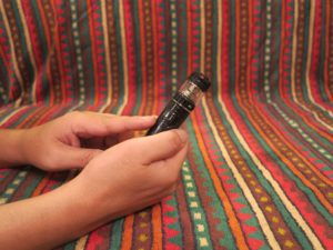 IMG 2370 300x225 - 【レビュー】脱・電子タバコ初心者!?「Joyetech EXCEED NC with NotchCore」は、ノッチコイルで経済的に使えるペンタイプの爆煙VAPEスターターキットだってよ!【ジョイテック/ベイプ】