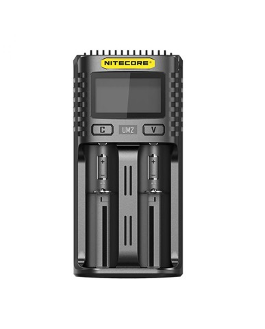 Nitecore UM2 Intelligent USB Battery Charger 750x930 thumb - 【レビュー】Nitecore UM2/UMS2/UM4/UMS4バッテリーチャージャー(充電器)レビュー。最大3A急速充電対応ナイトコアの普及価格帯コスパ充電器。リチウムマンガンバッテリー最強