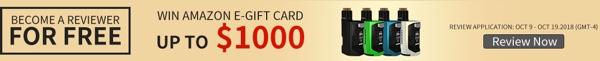 aaaaaaaaasdfghjevents 01 - 【PR】最大$1000分のAmazonギフトカードが当たる!《LUXOTIC DF BOX レビューコンテスト》Wismecさんの太っ腹!