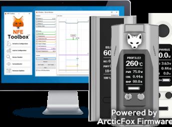 app 343x254 - 【ニュース】Joyetech、Wismecユーザ必見!ArcticFoxファームウェアでテクニカルにカスタマイズする