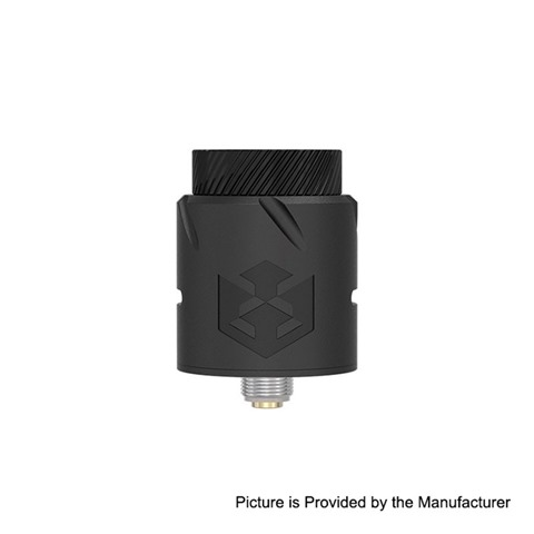authentic vandy vape paradox rda rebuildable dripping atomizer w bf pin matte black stainless steel 24mm diameter thumb - 【海外】「Joyetech RunAbout 480mAh Pod System Starter Kit」「Wismec LUXOTIC DF 200W VW APV Squonk Box Mod + Guillotine V2 RDA Kit」「Voopoo VFL 10W 650mAh」「ADVKEN Twirl RDA」