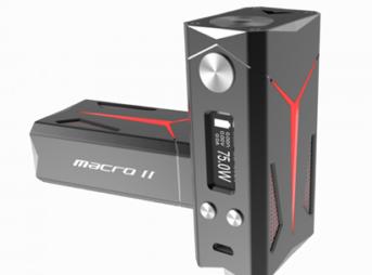 sbody macro ii dna 75w mod 9  thumb 343x254 - 【海外】「Oumier Wasp Nano Mini RDA」「Tesla GG 380mAh TC VV Pod System Starter Kit」「Sbody Macro II DNA 75w MOD」「RS-7 Mini Retro Arcade Handheld Game Console」