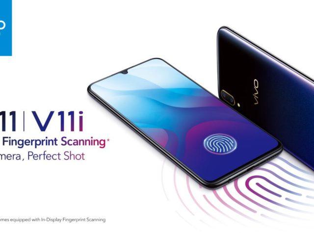 v11 productKV 640x475 - 【新製品】vivoはここまで進化した!vivo V11 Proで極上の体験を