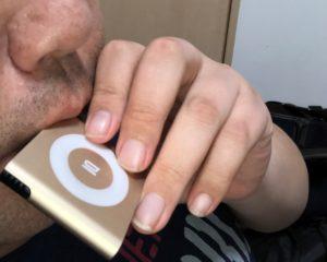 20181115 144701528 iOS 300x240 - 【レビュー】懐かしいiPod Shuffle復活?いいえ、HANGSEN IQ MINI POD SYSTEM(ハンセンアイキューミニポッドシステム)
