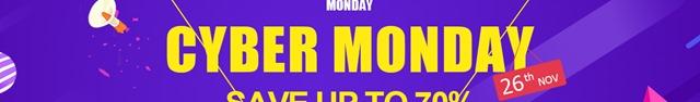 20181117 cyber monday banner02 - 【セール】ブラックフライデー&サイバーマンデーセールまとめ2018!!FastTech,GearBestほかVAPEやガジェットの超得セール。Amazonサイバーマンデー、楽天ブラックフライデーもお得【随時更新】
