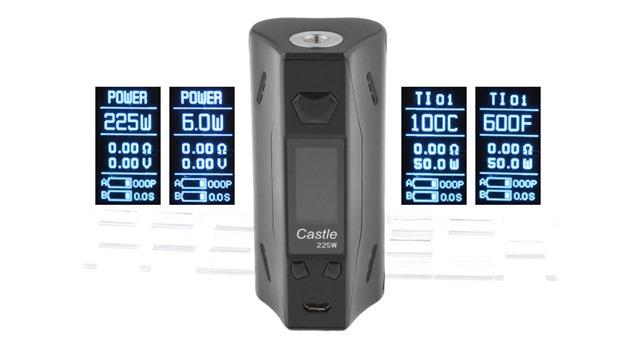 9677931 3 thumb - 【海外】「Huawei Mate 20 Pro」「Ambition Mods Spiral MTL RDA」「Cthulhu Mjölnir Mjolnir RDA」「Vaptio VEX Mod 100W」