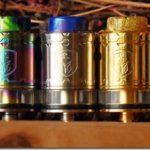 Faris RDTA thumb 150x150 - 【レビュー】WOTOFO FARIS RDTA(ウォトフォ ファリス)~爆煙フレーバーアトマイザー登場なんだけど…何かにあれに似てんな(ΦдΦ)編~