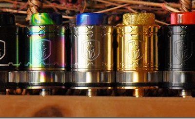 Faris RDTA thumb 400x244 - 【レビュー】WOTOFO FARIS RDTA(ウォトフォ ファリス)~爆煙フレーバーアトマイザー登場なんだけど…何かにあれに似てんな(ΦдΦ)編~