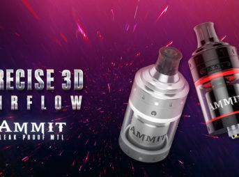 Geekvape Ammit MTL 343x254 - 【レビュー】GEEKVAPE AMMIT MTL RTA ドローの重さが自由自在なMTL派向けアトマイザー!【VAPE/爆煙/フレーバーチェイス】