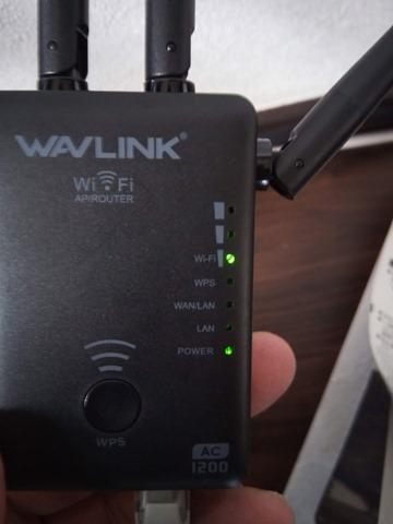 IMG 20181126 114813 thumb - 【レビュー】「Wavlink 11ac/n/a/g/b無線LAN中継器」予想以上に使える激安Wi-Fiエクステンダー!有線LANポート2つで802.11 ac/b/g/n/aに対応して最大1200Mbps。家中に無線LANを飛ばそう【iPhone X/XS/XR/XS MaX対応】