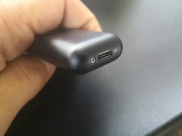 IMG 20181129 071150 thumb - 【レビュー】IJOY AI PODシステム。小型ポケット型のPOD。吸うだけ着脱簡単MTLフレーバーチェイスなPODシステムでVAPE界のポケットの中の戦争はじまるー