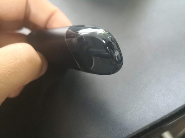 IMG 20181129 071202 thumb - 【レビュー】IJOY AI PODシステム。小型ポケット型のPOD。吸うだけ着脱簡単MTLフレーバーチェイスなPODシステムでVAPE界のポケットの中の戦争はじまるー