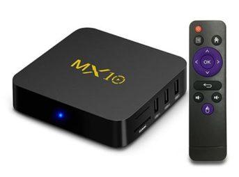 MX10 Android 7 1 2 RK3328 4GB 32GB TV Box 469912  thumb 343x254 - 【レビュー】MX10 Android TV BOXレビュー。アンドロイドセットトップボックスはスマートTVの夢を見るか?