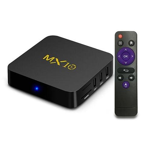 MX10 Android 7 1 2 RK3328 4GB 32GB TV Box 469912 thumb - 【レビュー】MX10 Android TV BOXレビュー。アンドロイドセットトップボックスはスマートTVの夢を見るか?