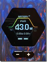 Photo 11 thumb 1 - 【レビュー】ARTERY HIVE 200 Mod (アーテリー ハイブ 200 モッド)レビュー~このメーカー…なんか有名なやつだしてたよね~…思い出せないけどね(ΦдΦ)編~