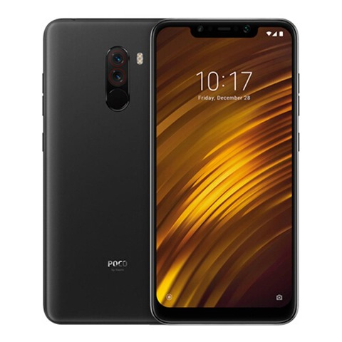 Xiaomi Poco F1 6 18 Inch 6GB 128GB Smartphone Graphite Black 718590 thumb - 【海外】「Desire CUT220 220W TC VW Box Mod + Bulldog Sub Ohm Tank Kit」「VapeMons Gearbox 222W Wireless Charging」「Demon Killer Muscle Cotton Ⅱ」