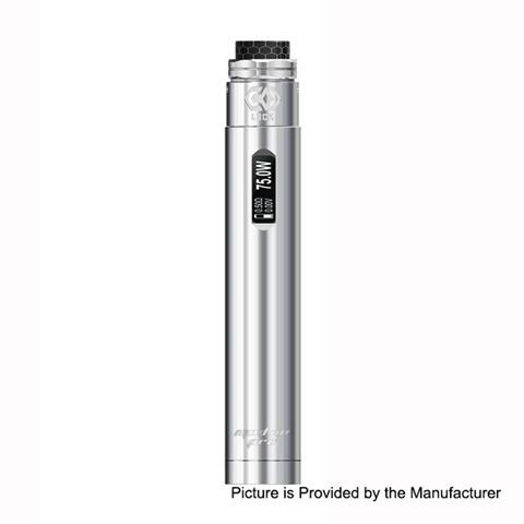 authentic ehpro mod 101 pro 75w tc vw tube mod lock rda kit silver stainless steel 575w 1 x 18650 20700 21700 thumb - 【海外】「Hugsvape Ring Lord RDA」「Ehpro Mod 101 Pro 75W TC VW Tube Mod + Lock RDA Kit」「Ehpro Armor Prime Mechanical Tube Mod」