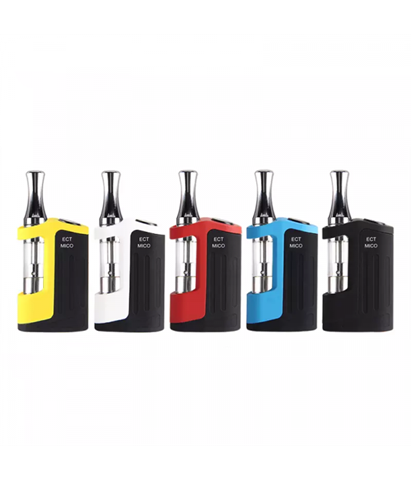ect mico kit 500mah cbd starter kit 1 thumb - 【海外】「Wismec Reuleaux Tinker 300W TC VW APV Box Mod Kit」「Asmodus Amighty 100W」「Augvape AIO 1500mAh All in One Starter Kit」「Uwell Crown 4 IV 200W TC VW Variable Wattage Box Mod + Crown 4 IV Tank Kit」
