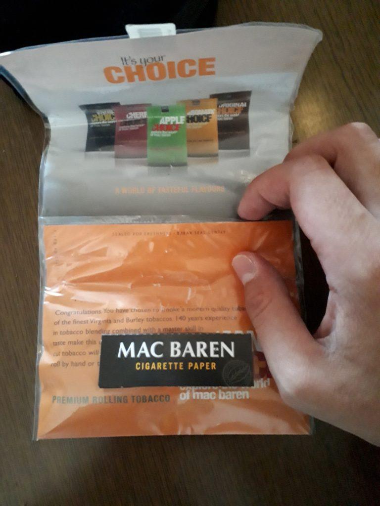 20181201 153630 resized 768x1024 - 【レビュー】【シャグ】choiceマンゴー味?おいしくなさそうだけど…初心者が超徹底レビュー