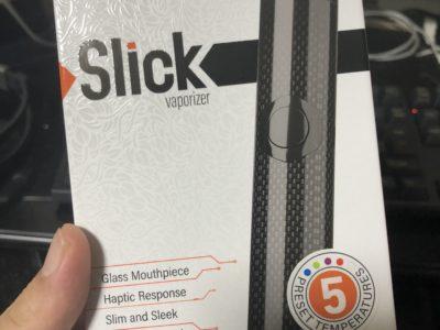 20181210 134434763 iOS 400x300 - 【レビュー】究極的に紙巻タバコに近い!FLOWERMATE SLICK(フラワーメイトスリック)ヴェポライザーを吸ってみた