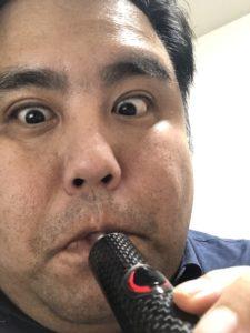 20181210 135657429 iOS 225x300 - 【レビュー】究極的に紙巻タバコに近い!FLOWERMATE SLICK(フラワーメイトスリック)ヴェポライザーを吸ってみた