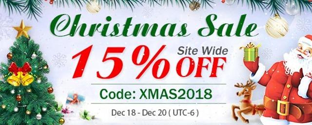 20181213 74799ca36f9f4bf6a990ade73a1454cd thumb - 【セール】2018年VAPE/ガジェットXMAS(クリスマス)セール情報まとめ!!年末の大型割引セールをまとめてみたよ。