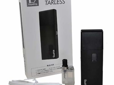 415q 0t65L 400x300 - 【レビュー】EasyVAPE TARLESS(イージーベイプ ターレス)フルスターターキット、Amazon限定発売決定!!カンタンおいしいVAPEを楽しめちゃいます。