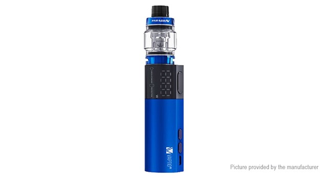 9683339 1 thumb - 【海外】「Vaptio VEX 100W VW APV Box Mod Kit」「Acrohm Fush LED Semi-Mechanical Tube Mod」「Maskking T-More 2800mAh 100W TC VW Variable Wattage Box Mod + Piston RDA Kit」「Maskking Guardian 1000mAh Starter Kit」