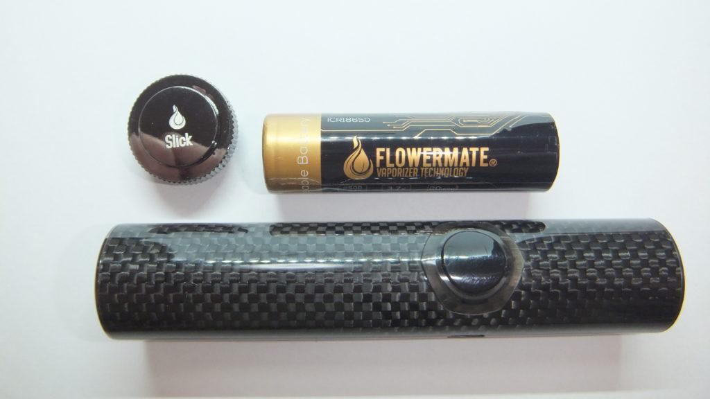 DSCF1487 1024x576 - 【レビュー】ヴェポライザー FLOWERMATE Slick を一週間使ってみた! ハイブリッド加熱で味が良いですよ、こいつは!!
