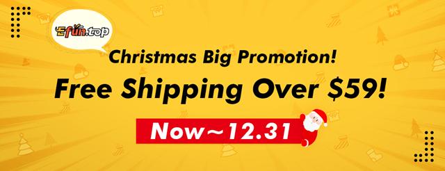 E fun Christmas thumb - 【セール】2018年VAPE/ガジェットXMAS(クリスマス)セール情報まとめ!!年末の大型割引セールをまとめてみたよ。