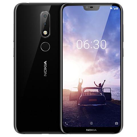 Global ROM NOKIA X6 5 8 Inch 6GB 64GB Smartphone Black 770455 thumb 1 - 【海外】「Acevape Magic Master RDA」「Acevape Bomb Cat RDA」「Artery Pal 2 1000mAh Pod System Starter Kit」