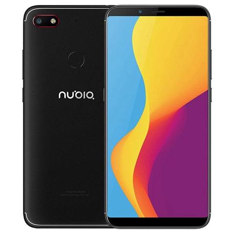 Global Version Nubia V18 6 01 Inch 4GB 64GB Smartphone Black 800426 thumb - 【海外】「CoilART Mino 13W 320mAh Pod System Starter Kit」「Yuntwo Ice Fresh E-liquid」「Resin 810 Drip Tip」