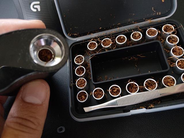 IMAG0031 thumb - 【レビュー】WEECKE C-VAPOR3.0 スペーサー専用ケース 2.0+にも使用可能 ヴェポライザー ヒーティングチューブスペーサー。スペーサーでチェーン喫煙にも便利!