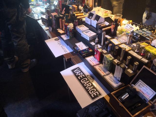 IMG 20181202 140309 thumb - 【イベント】大阪VAPE PARTY冬の陣2018(OSAKA VAPE PARTY 2018)行ってきたよ。ポールダンスショー、VAPE EXPO JAPAN 2019トリック魔術師予選大会、クラウドチェイス大会、BINGOで大盛り上がりのビッグイベント!!