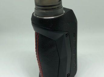 IMG 6585 343x254 - 【レビュー】Geep vape AEGIS MINI RDA KIT、こんなMODがあったの!?今更だけど早く教えてよ!!バッテリー内蔵、耐衝撃、防水防塵!!味も良くっておまけにコンパクトなギークベイプのVAPE完成形スターターキット!!