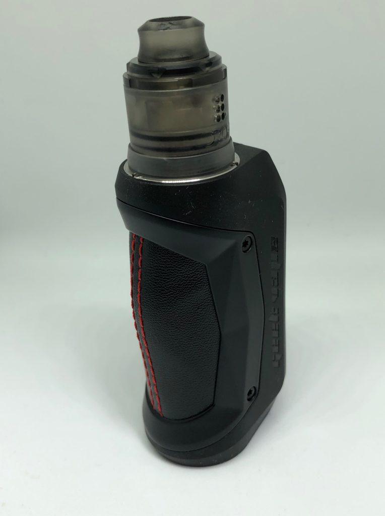 IMG 6585 764x1024 - 【レビュー】Geep vape AEGIS MINI RDA KIT、こんなMODがあったの!?今更だけど早く教えてよ!!バッテリー内蔵、耐衝撃、防水防塵!!味も良くっておまけにコンパクトなギークベイプのVAPE完成形スターターキット!!