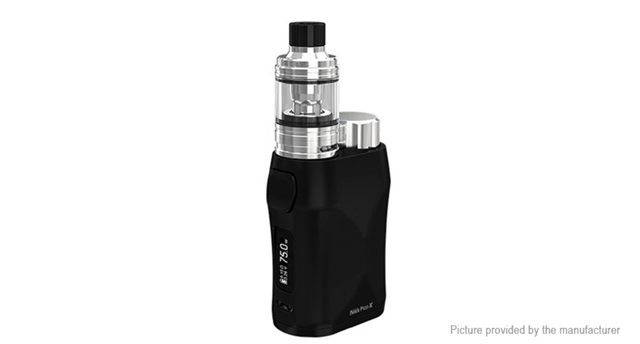 Picox thumb 640x344 - 【海外】「Eleaf iStick Pico X 75W TC VW APV Box Mod」「Thunderhead Creations Tauren Mechanical Mod」「Vaporesso Sky Solo 1500mAh Starter Kit」