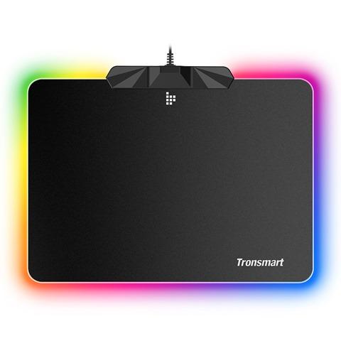 Tronsmart Shine X RGB Gaming Mouse Pad 799940 thumb - 【海外】「CoilART Mino 13W 320mAh Pod System Starter Kit」「Yuntwo Ice Fresh E-liquid」「Resin 810 Drip Tip」
