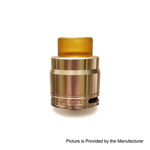 authentic ehpro iguana rda rebuildable dripping atomizer w bf pin silver stainless steel 245mm diameter thumb - 【海外】「VGOD CLIC Battery 350mah」「Ehpro Iguana RDA」「OFRF Gear RTA」「COV&Hangsen Capsule Disposable Pod Kit」「Smoant Karat 370mAh Pod System Starter Kit」