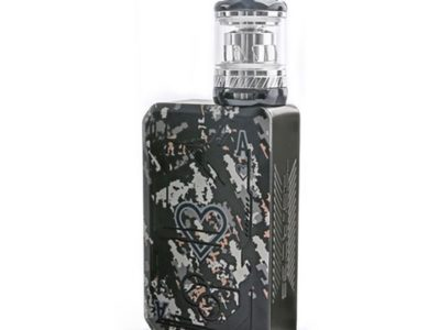 authentic tesla teslacigs poker 218w tc vw box mod tallica mini tank kit black 7218w 2 x 18650 018 ohm 6ml thumb 400x300 - 【海外】「Tesla Teslacigs Poker 218W TC VW Box Mod + Tallica Mini Tank Kit」「Tesla Teslacigs Punk 86W VW Variable Wattage Tube Mod」「Damn Vape Fresia RTA 22mm」