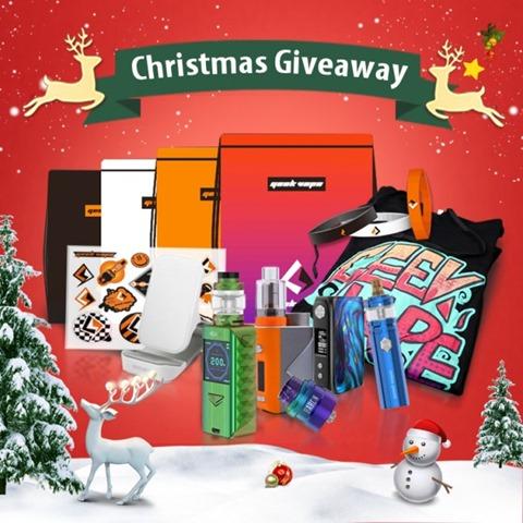 christmas giveaway - 【セール】2018年VAPE/ガジェットXMAS(クリスマス)セール情報まとめ!!年末の大型割引セールをまとめてみたよ。