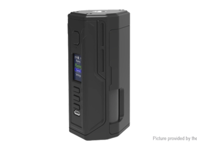 dna250c 400x300 - 【海外】「Lost Vape Drone 200W DNA250C TC VW Squonk Box Mod」「Coil Father King V2 RDA」「PilotVape 550mAh Disposable E-Cigarette (4-Pack)」
