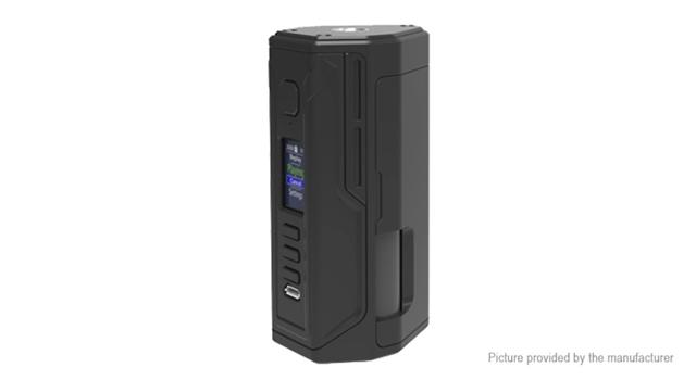 dna250c thumb 1 - 【海外】「Lost Vape Drone 200W DNA250C TC VW Squonk Box Mod」「Coil Father King V2 RDA」「PilotVape 550mAh Disposable E-Cigarette (4-Pack)」