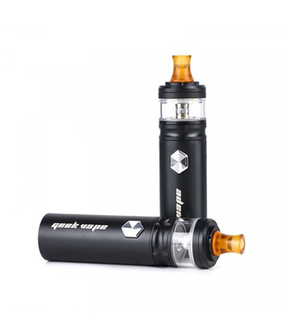 geekvape flint starter kit 900mah 1 10 thumb - 【海外】「Digiflavor Edge 200W Wireless Charging TC VW Box Mod + Specter Tank Kit」「Oumier Rudder 200W TC VW Variable Wattage Box Mod」「One Vape Lambo 360mAh PODシステムスターターキット」「Geekvape FLINT starter kit 950mAh」