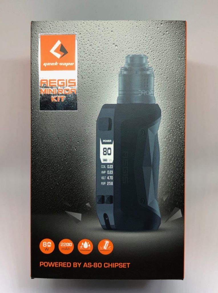 image1 6 764x1024 - 【レビュー】Geep vape AEGIS MINI RDA KIT、こんなMODがあったの!?今更だけど早く教えてよ!!バッテリー内蔵、耐衝撃、防水防塵!!味も良くっておまけにコンパクトなギークベイプのVAPE完成形スターターキット!!