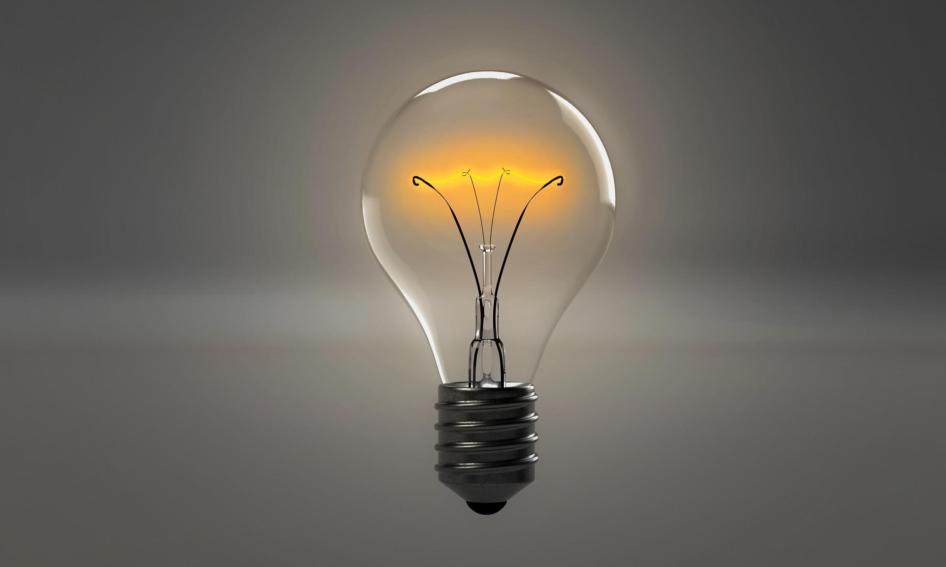 lightbulb 1875247 1920 - 【コラム】バッテリ持ち=mAhではない!ベイプもスマホも容量で選ぶな「ハート」で選べの理由