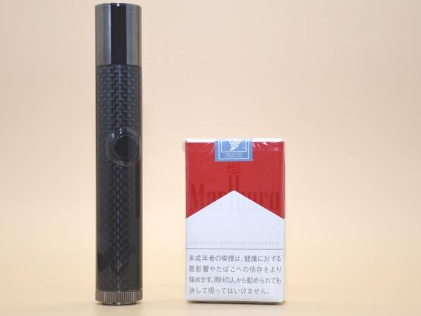 oDSC 7043 - 【レビュー】「Slick by FLOWERMATE」香りもキック感も抜群!さらに完全日本語マニュアルで安心して使えるステキVAPORIZER!