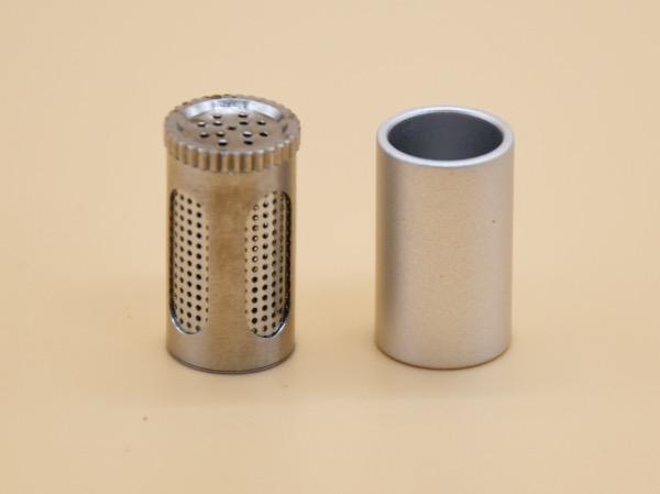 oDSC 7105 - 【レビュー】「Slick by FLOWERMATE」香りもキック感も抜群!さらに完全日本語マニュアルで安心して使えるステキVAPORIZER!