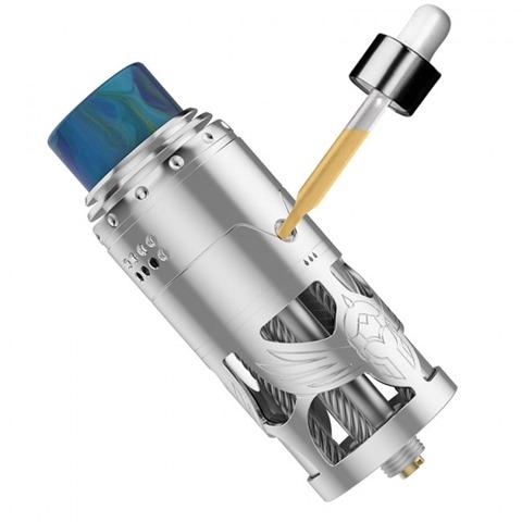 vapefly brunhilde rta 1 thumb - 【海外】「Vapefly Brunhilde RTA」「CoilART LUX 200 Kit」「Golisi L2 USB Battery Charger」「Golisi I4 USB Battery Charger」