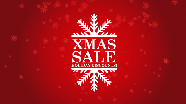 xmas sale video animation e1d19qm l F0011 thumb - 【セール】2018年VAPE/ガジェットXMAS(クリスマス)セール情報まとめ!!年末の大型割引セールをまとめてみたよ。